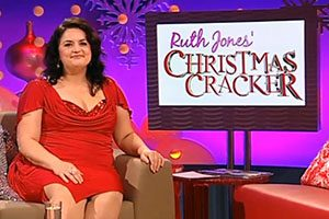 Ruth Jones' Christmas Cracker
