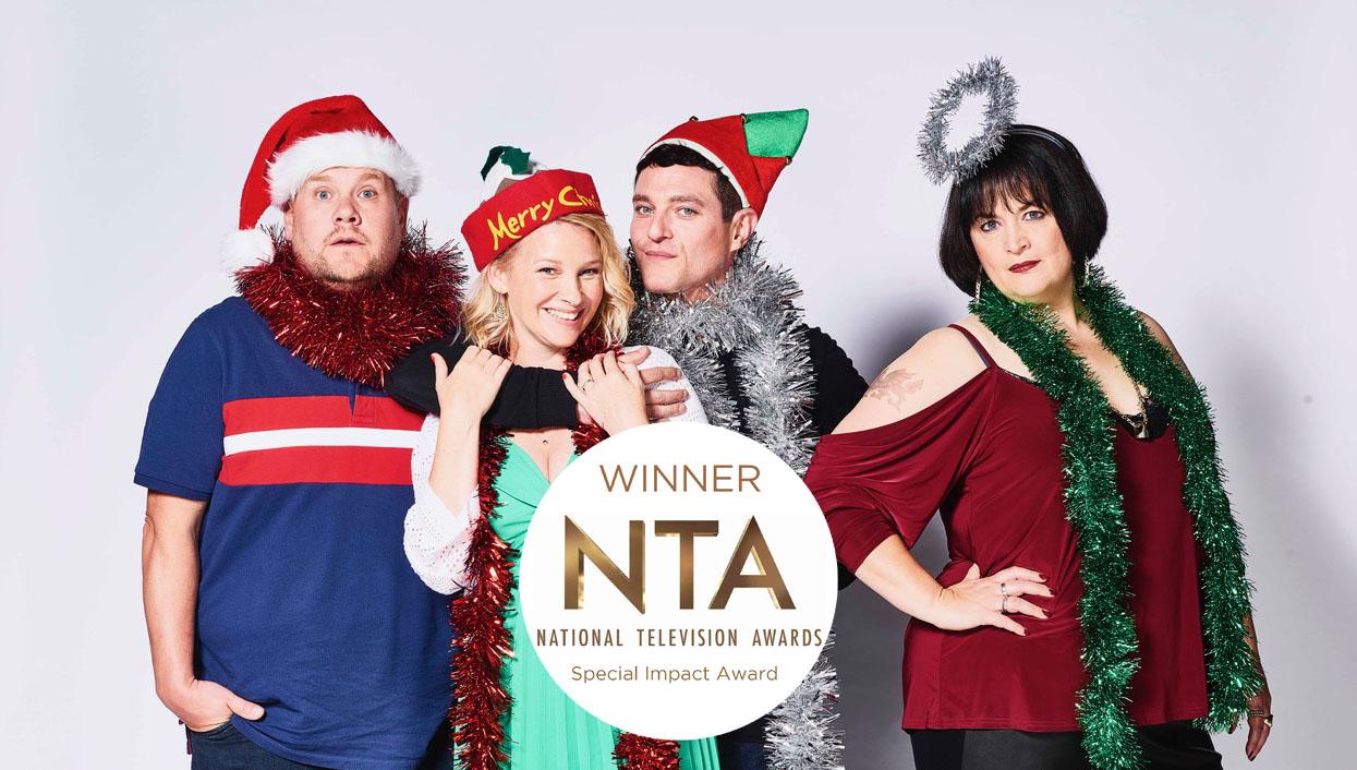 Gavin & Stacey NTA Impact Award